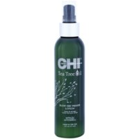 leche protector de calor para el cabello