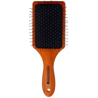 Chromwell Brushes Dark Wood Hair Brush