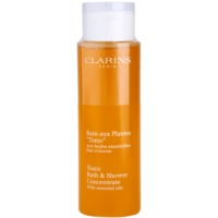 Clarins Body Age Control & Firming Care Tonic Bath & Shower Concentate With Essential Oils