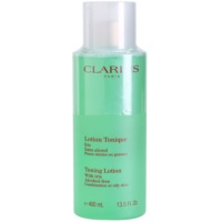 Clarins Cleansers Toning Lotion with Iris for Combination or Oily Skin