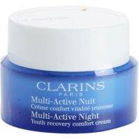 creme de noite regenerador e revitalizante para pele normal a seca