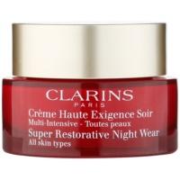 crema de noche revitalizadora para todo tipo de pieles