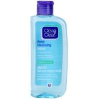 глибоко очищуюча тонізуюча вода для чутливої шкіри