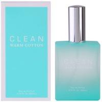 Clean Warm Cotton Eau de Parfum voor Vrouwen