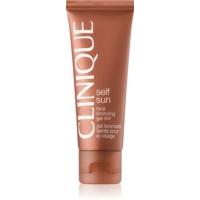Clinique Self Sun gel facial bronceador