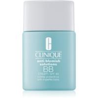 Clinique Anti-Blemish Solutions BB Cream pentru imperfectiunile pielii SPF 40