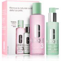 Clinique 3 Steps козметичен пакет  I. (за смесена и мазна кожа ) за жени