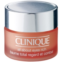 Clinique All About Eyes crema hidratante para contorno de ojos antibolsas y antiojeras