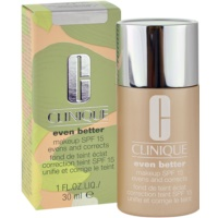 Clinique Even Better Make-up Liquid Foundation For Dry To Mixed Skin