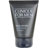 peeling do twarzy dla mężczyzn