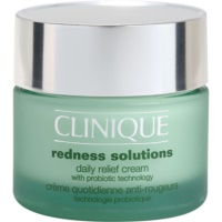 Clinique Redness Solutions crema de día calmante  para todo tipo de pieles