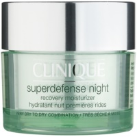 Moisturizing Night Cream Against The First Signs of Skin Aging