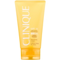 Clinique Sun napozókrém SPF 15