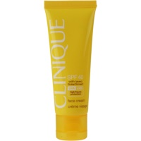 Clinique Sun creme solar facial SPF 40