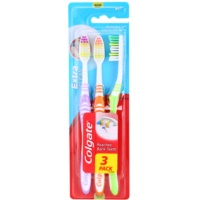 Medium Toothbrushes 3 pcs