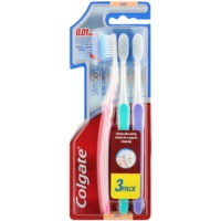 Colgate Slim Soft Ultra Compact brosses à dents soft 3 pcs