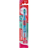 Kids' Toothbrush with Suction Cup Extra Soft