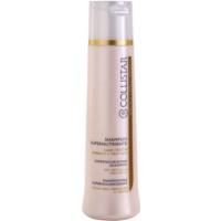 champô nutritivo para o cabelo seco e frágil