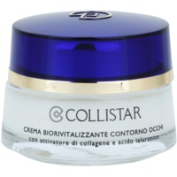 Biorevitalizing Eye Contour Cream