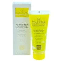 Collistar Special Combination And Oily Skins exfoliante limpiador para pieles mixtas y grasas