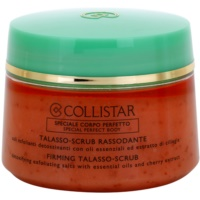 Collistar Special Perfect Body gel de dus exfoliant pentru fermitate