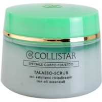 Collistar Special Perfect Body revitalizáló peeling testre