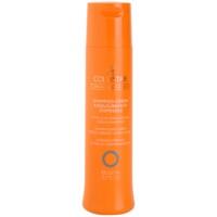 kremowy szampon po opalaniu