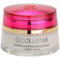Festigende regenerierende Nachtcreme für empfindliche Haut
