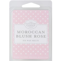 Country Candle Moroccan Blush Rose Wax Melt 60 g
