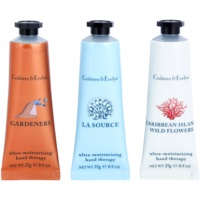 Crabtree & Evelyn Hand Therapy lote cosmético V.