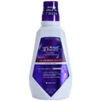 Crest 3D White Luxe Glamours White Mouthwash For Radiant Smile