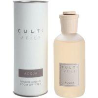 Culti Stile aroma difuzor s polnilom  srednji paket (Acqua)