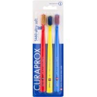 Curaprox 5460 Ultra Soft зубні щітки 3 шт