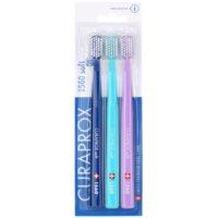 Curaprox 1560 Soft zobne ščetke 3 kos