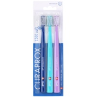 Curaprox 1560 Soft Toothbrushes, 3 pcs