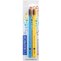 Curaprox 5460 Ultra Soft Rainbow Edition cepillo de dientes 2 uds