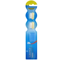 Curaprox Sonic Power cabeças de substituição para escova de dentes com bateria sónica 2 pçs