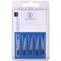 5 Stück konische Ersatz-Interdentalbürsten zum Reinigen von Zahnimplantaten