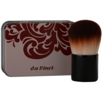 mineral loose powder brush + cutie metalica
