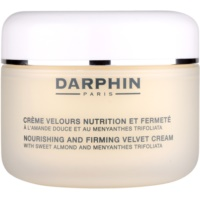 Nourishing and Firming Velvet Cream