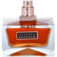 David Beckham Intimately Men туалетна вода тестер для чоловіків