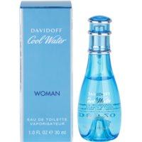 Davidoff Cool Water Woman Eau de Toilette für Damen 30 ml