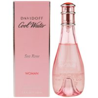 Davidoff Cool Water Woman Sea Rose eau de toilette para mujer