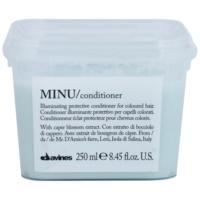 acondicionador protector para cabello teñido