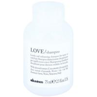 Davines Love Almond šampón pre vlnité vlasy