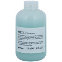 jemný šampon pro poškozené a křehké vlasy