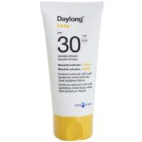 Daylong Baby minerálny ochranný krém pre citlivú pokožku SPF30