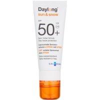 liposomale Schutzcreme für das Gesicht und Lippenbalsam 2 in 1 SPF 50+