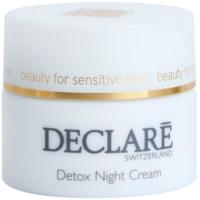 detoxikační noční krém
