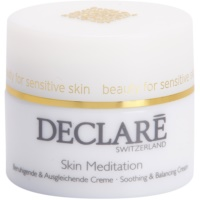 Soothing Protection Cream For Sensitive And Irritable Skin